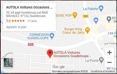 Autola sur Map